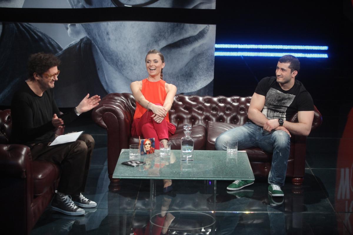 Halina Mlynkova, Mamed Chalidow i Kuba Wojewódzki